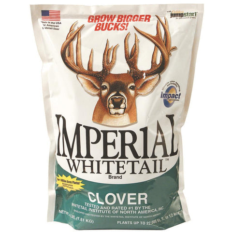 Whitetail Institute Imperial Whitetail Clover 18 lb.