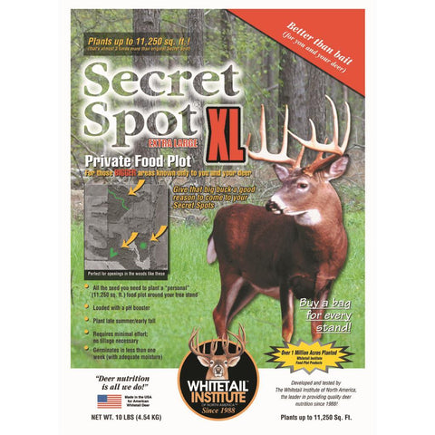 Whitetail Institute Imperial Secret Spot XL 10 lb.
