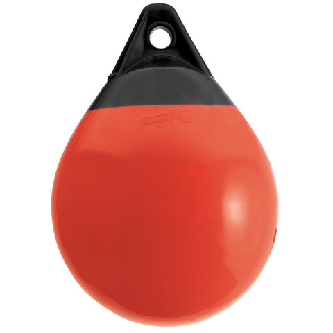 "Polyform A Series Buoy A-1 - 11"" Diameter - Red"