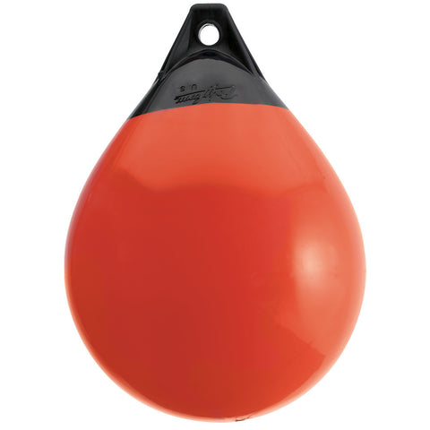"Polyform A Series Buoy A-3 - 17"" Diameter - Red"