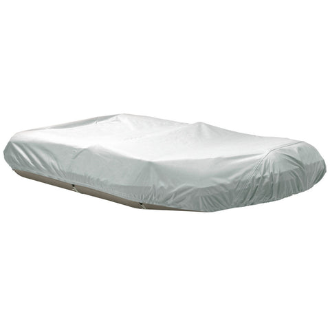 "Dallas Manufacturing Co. Polyester Inflatable Boat Cover D - Fits Up to 12'6"" , Beam to 74"""