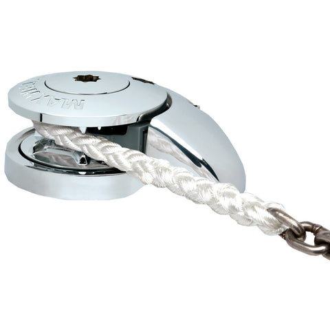 Maxwell RC8 12V Windlass - 1000W 5/16 Chain to 5/8 Rope