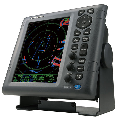 "Furuno 1835 4kW 10.4"" LCD Color Radar w/24"" Dome & 15M Cable"