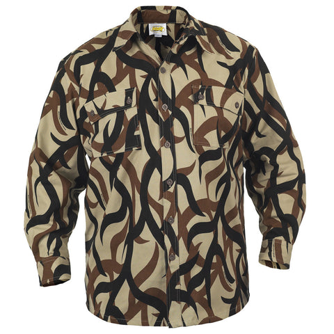 ASAT Long Sleeve Field Shirt Medium