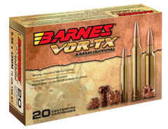 Barnes Bullets 31191 VOR-TX 223 Remington/5.56 NATO 70 GR TSX Boat Tail 20 Bx/ 10 Cs
