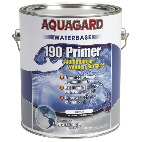 Aquagard 190 Primer Waterbased - 1Gal