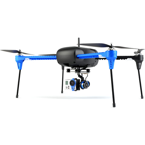 3D Robotics IRIS+ Multicopter Drone UAV 915 MHz (3DR171, ready-to-fly system)