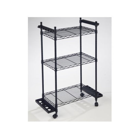 Organized Fishing 12 Capacity Tackle Trolley WFR-012