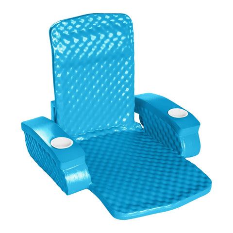 TRC Recreation Super -Soft Baja Folding Chair - Marina Blue