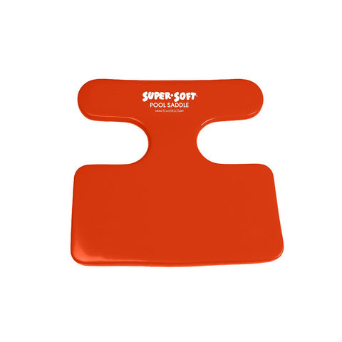 TRC Recreation super-Soft Pool Saddle - Caribbean Coral