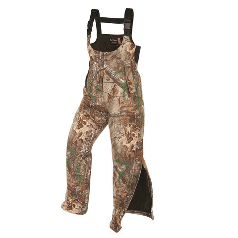 ArcticShield Womens Performance Fit Bib-Realtree Xtra-S