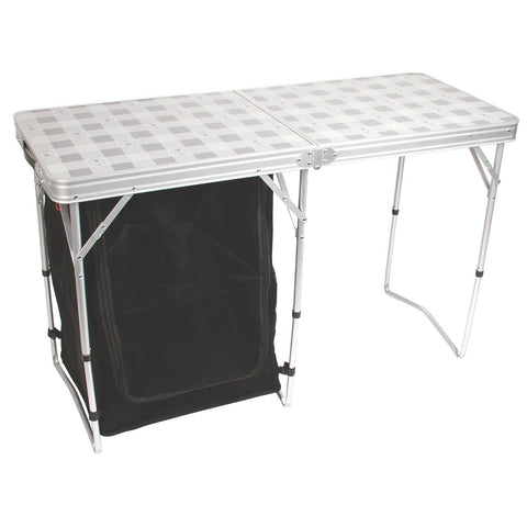 Coleman Store More Cupboard Table 17in x 18.8in x 29.3in.