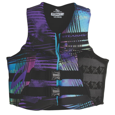 Coleman Womens Axis Series Hydroprene Vest-Medium 33-36in