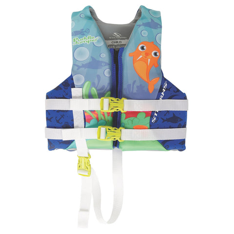 Coleman Puddle Jumper Child Hydroprene Life Jacket-Walrus