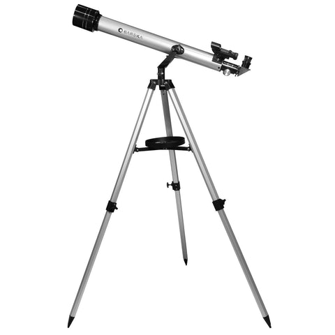 Barska 600 Power 80060 Starwatcher Refractor Telescope