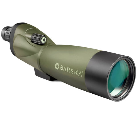 Barska 18-36x50 WP Blackhawk Spotting Scope - Straight