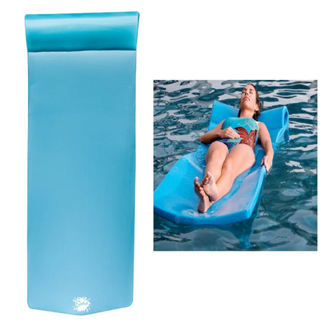 TRC Recreation Splash Pool Float -Marina Blue