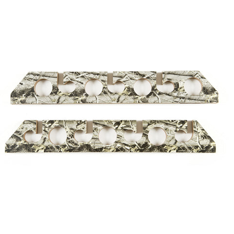 Organized Fishing 7 Cpcty Ceiling Horizontal Rod Rack-Camo