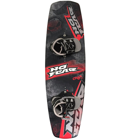 Nash No-Fear Crux Wakeboard w/ Brandon Bindings