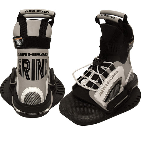 AIRHEAD Grind Adult Wakeboard Bindings