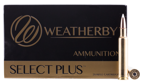 Weatherby N270140ACB Soft Point 270 Weatherby Magnum AccuBond CT 140 GR 20Rds