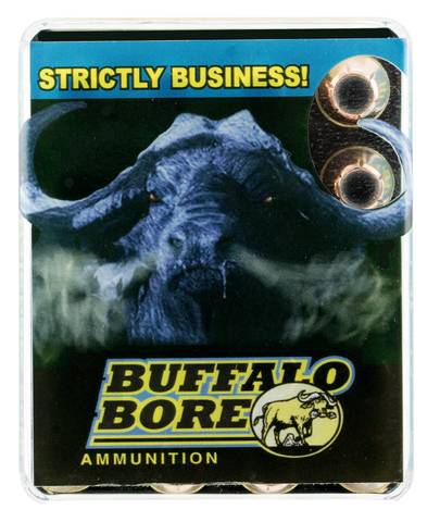 Buffalo Bore Ammunition 35B/20 460 Rowland 230 GR Jacketed Hollow Point 20 Bx/ 12 Cs