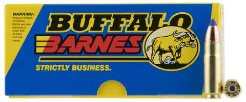 Buffalo Bore Ammunition 47A/20 Hunting and Sniping 458 SOCOM 300 GR TSX 20 Bx/ 12 Cs