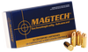 Magtech 9B Sport Shooting 9mm 124 GR FMC 50 Bx/ 20 Cs