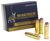Magtech 454A Sport Shooting 454 Casull 260 GR Semi-Jacketed Soft Point Flat 20 Bx/ 50 Cs