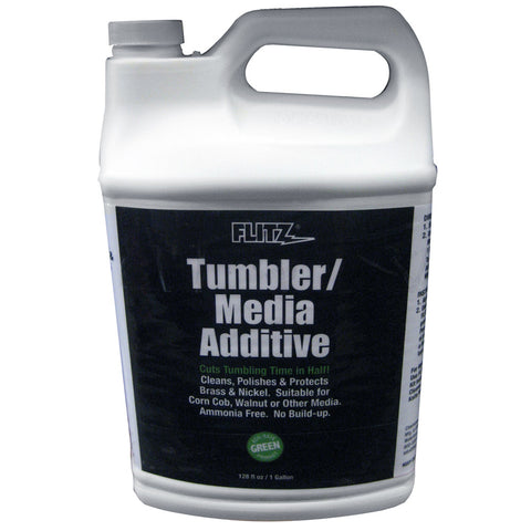 Flitz Tumbler/Media Additive - 1 Gallon (128oz)