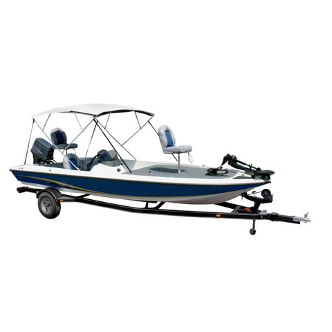 "Dallas Manufacturing Co. 4-Bow Bimini Top - Model D - Fits 88""-98"" Beam Width"