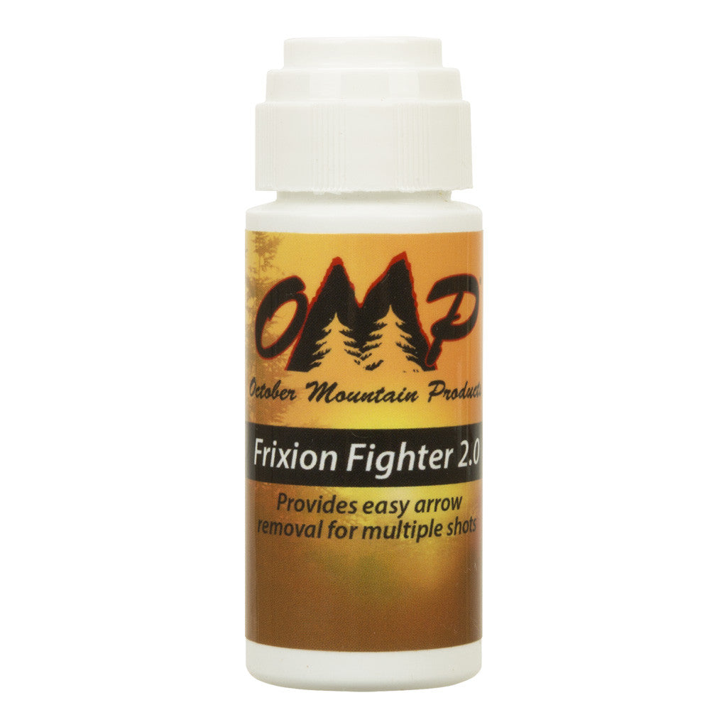 October Mountain FriXionFighter 2.0  Arrow Lube 2 oz.