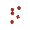 October Mountain Turbo Button2.0 Red 100 pk.