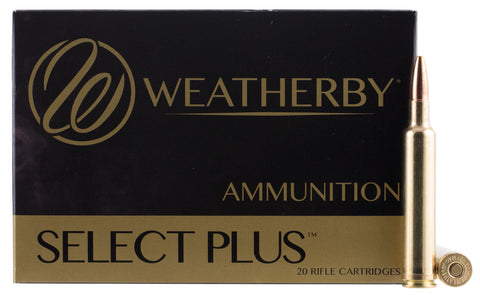 Weatherby H65RPM140IL Select  6.5 WBY RPM (Rebated Precision Magnum) 140 gr Hornady Interlock 20 Bx/ 10 Cs