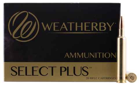 Weatherby F653140AF 6.5-300 Weatherby Magnum 140 GR A-Frame Pointed Soft Point 20 Bx