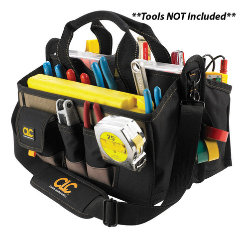 "CLC 1529 16"" Center Tray Tool Bag"