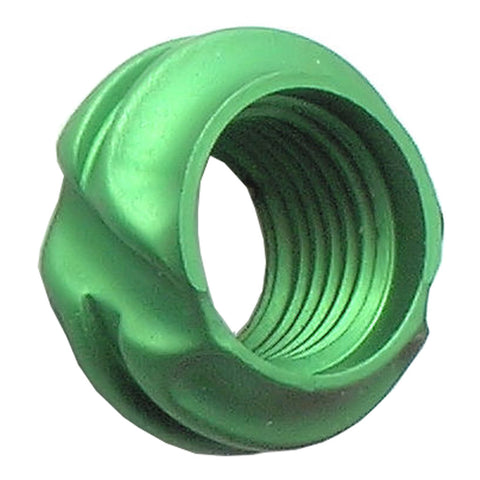 Specialty Archery Peep Housing Green 1/8 in. 37 Degree