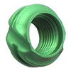 Specialty Archery Peep Housing Green 1/4 in.