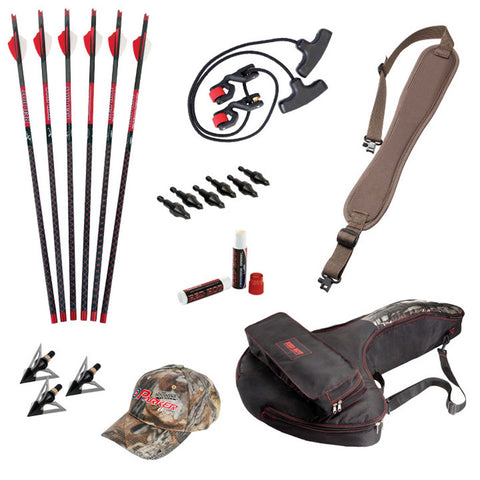 Red Hot Perfect Storm Kit Crossbow Accessories