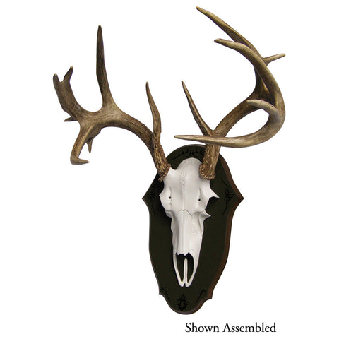 Mountain Mikes Black Forest Deer Plaque Kit
