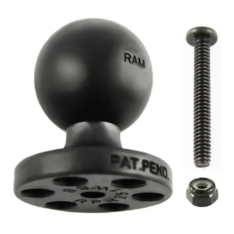 "RAM Mount STACK-N-STOW Topside Base w/1"" Ball"