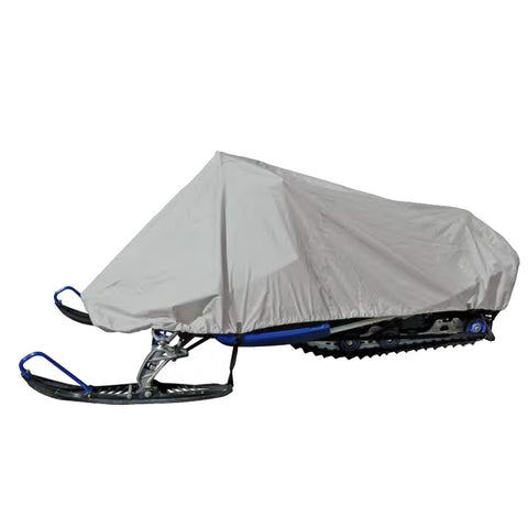 "Dallas Manufacturing Co. Snowmobile Cover - Model B - Fits 115"" to 125"" Long"