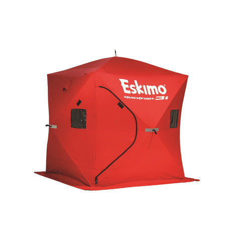 Eskimo QuickFish 3i Insulated Pop-Up Portable Ice Shelter