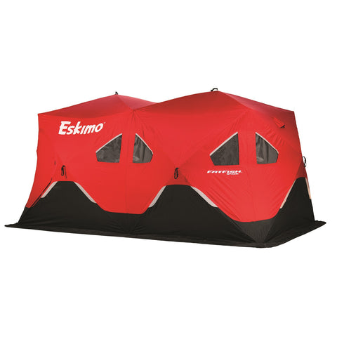 Eskimo FatFish 9416 Pop-Up Portable Ice Shelter