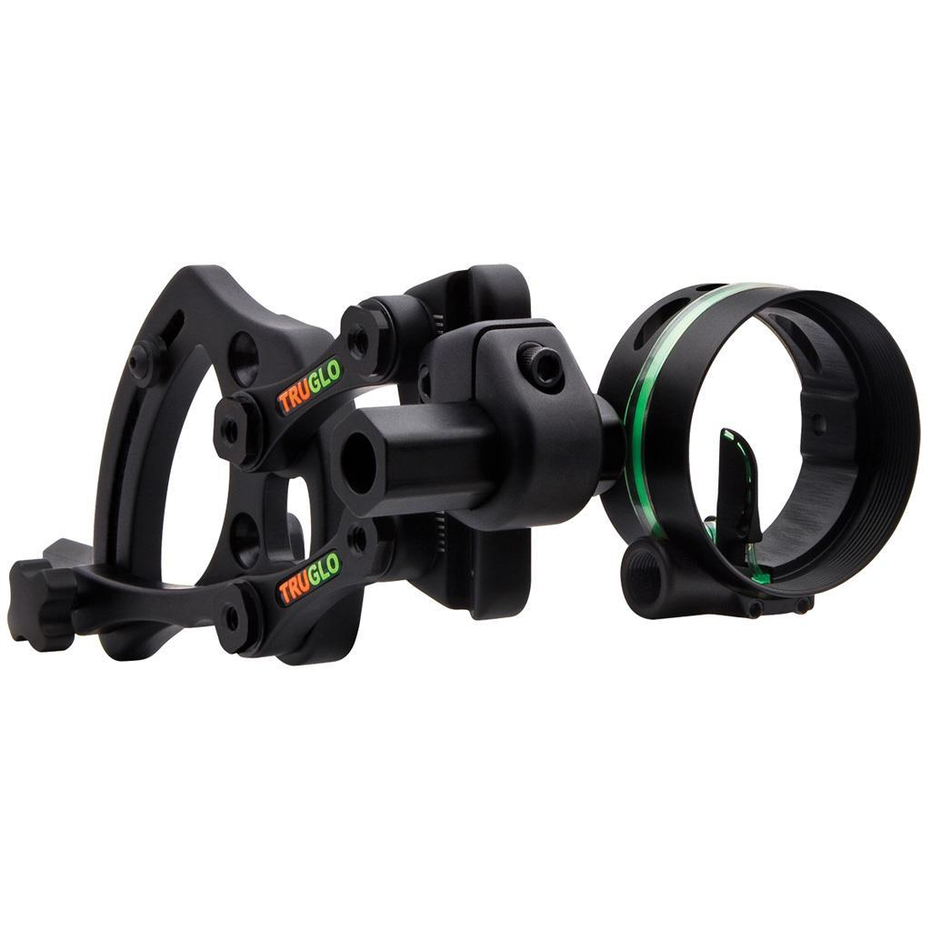 TruGlo Range Rover AC Sight Black 1 Pin .019 in. RH/LH