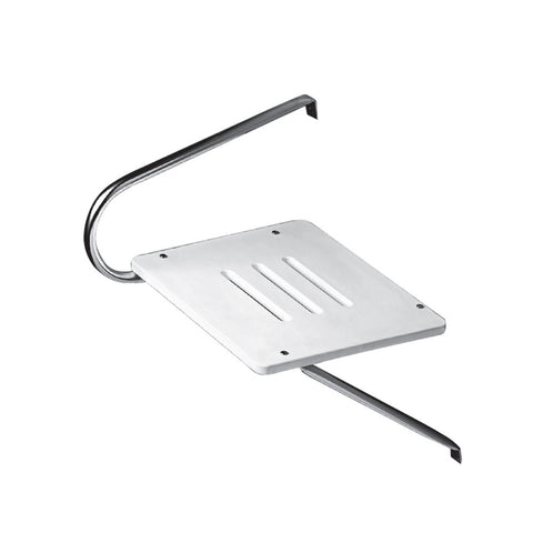 Whitecap White Poly Swim Platform f/Outboad Motors