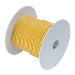Ancor Yellow 8 AWG Battery Cable - 100'