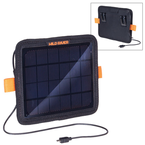 Wild River Tackle Tek™ Solar Panel Charger