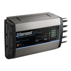 ProMariner ProTournament 360<i>elite</i> Quad Charger - 36 Amp, 4 Bank