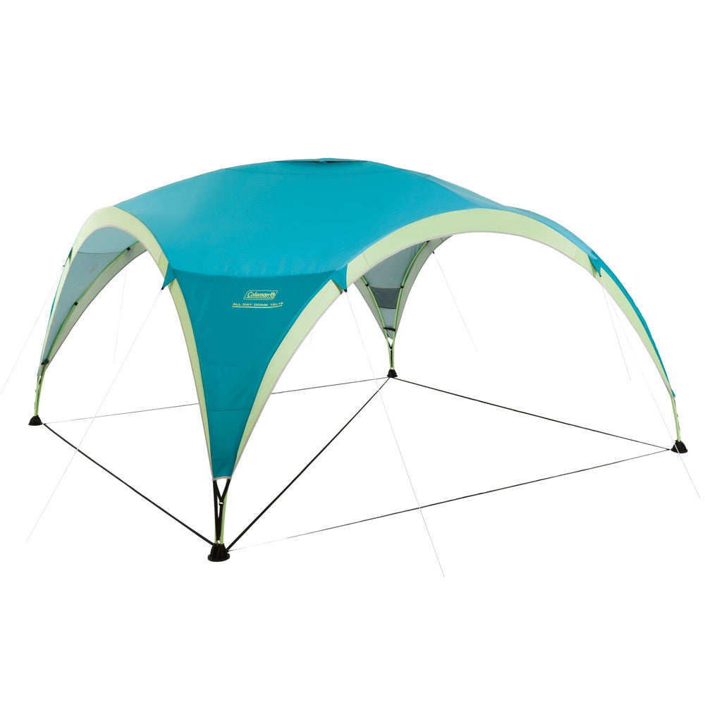 Coleman Point Loma All Day Dome Shelter - Festival - 15' x 15'